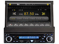 "Creasono 7"" MP5-Autoradio mit TouchscreenCAS-M 70 (refurbished)"