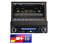 "Creasono 7"" Touchscreen DVD-Autoradio mit Nav. Europa (refurbished)"