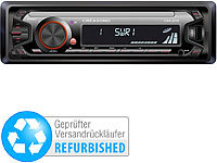 "Creasono MP3-RDS-Autoradio USB/SD 4x45W ""CAS-2250"" (refurbished)"